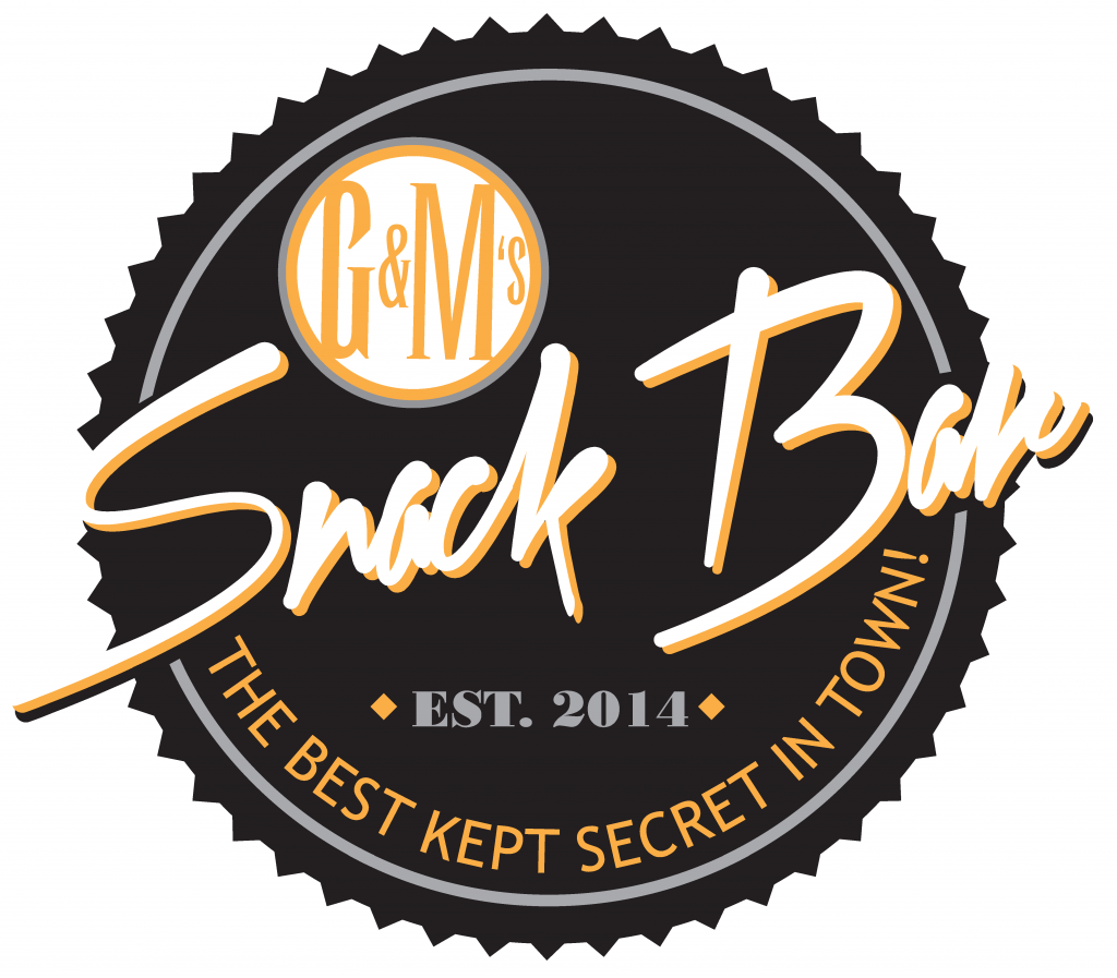 G&M Snack Bar Logo